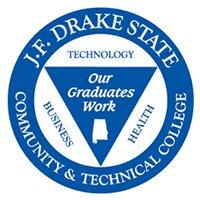 JF Drake State logo