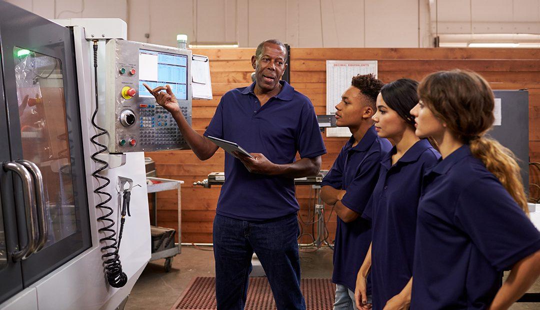Manufacturing Workforce Education